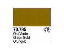 Vallejo Liquid Gold - 795 Green Gold