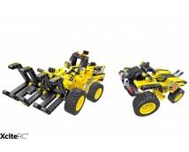 Tekno Bricks Shovel en Strandbuggy 2in1 Kit