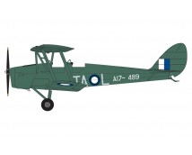 Airfix 1:72 De Havilland DH.82a Tiger Moth    A02106