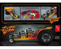 AMT 1:25 The Blazing Bison Tractor Puller