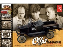 """AMT 1:25 Ford Model-T 1925  """"The Three Stooges"""""""