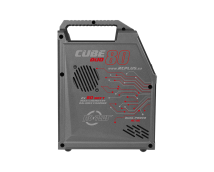 RC Plus - Cube 80 Duo Lader AC-DC - 2x80Watt