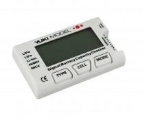 Yuki LiPo Capaciteit Checker, Balancer en Servo / ESC Tester