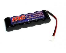 HRC NiMh Accu 7,2V 1600mAh Molex Plug