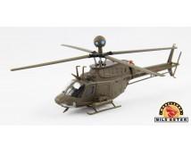 Revell 1:72 Bell OH-58D Kiowa MODEL SET