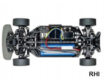 Tamiya 1:10 Mercedes AMG GT3 4WD TT-02
