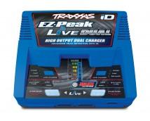 Traxxas EZ-Peak Live DUAL 26Amps LiPo/Nimh Lader met Bluetooth