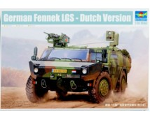 Trumpeter 1:35 German FENNEK LGS Dutch Version