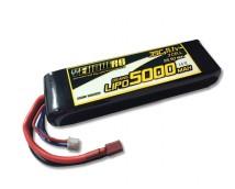 Yellow RC 11,1v 5000mAh 35C LiPo met Deans stekker