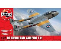 Airfix 1:72 De Havilland Vampire T11