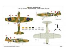 Airfix 1:72 Boulton Paul Defiant Mk.1   A02069