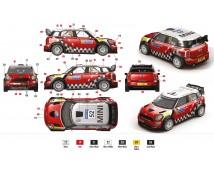 Airfix Mini Countryman WRC 1:32