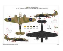 Airfix 1:72 Bristol Blenheim Mk.IV Bomber  A04061