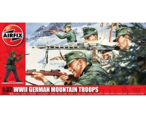 Airfix WWII German Mountain Troops  1:32  A04713