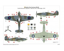 Airfix 1:48 Hawker Sea Hurricane Mk.1B    A05134