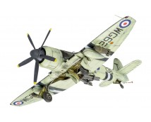 Airfix 1:48 Hawker Sea Fury FB.11   A06105