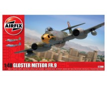 Airfix 1:48 Gloster Meteor FR.9    A09188
