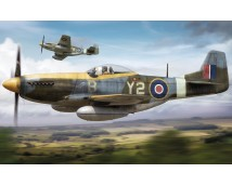Airfix North American Mustang Mk.IV (P-51K) 1:24  A14003A