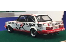 Aoshima BEEMAX 1:24 Volvo 240 Turbo 1986 Macau Guia Race Winner