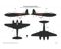 Airfix 1:72 De Havilland Mosquito Nf.Mk2 / FB.Mk.4 / Fb.Kk.XVIII   A03019