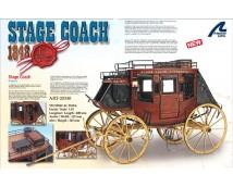 Artesania Stage Coach 1848 1:10