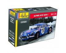 Heller 1:24 Renault Alpine A110 1600S