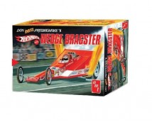 """AMT Don """"Snake"""" Prudhomme`s Hotwheels Wedge Dragster"""