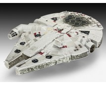 Revell STAR WARS Millennium Falcon (MASTER SERIES Ltd. Edition) 1:144