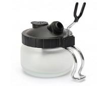Fengda Airbrush Uitspuit / Reinigings Pot met Steun 3 in 1