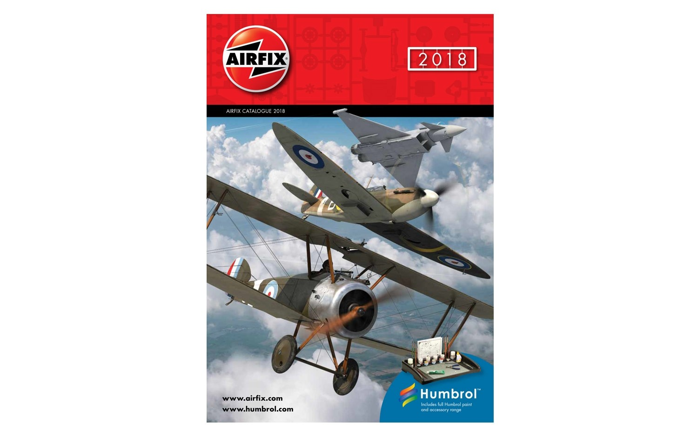 Airfix Catalogus 2018