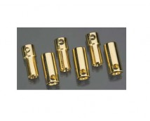 Castle Creations High Current 5,5mm Connector (3 Sets)