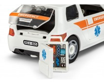 Revell Junior Kit Ambulance Auto