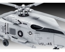 Revell 1:100 SH-60 Navy Helicopter