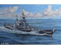 Revell 1:1200 Battleship Missouri