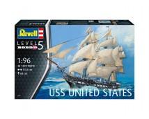 Revell 1:96 USS United States