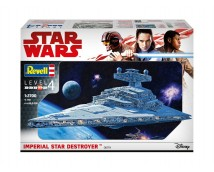 Revell STAR WARS Imperial Star Destroyer 1:2700