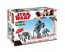 Revell Star Wars First Order Heavy Assault Walker