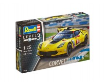Revell 1:25 Corvette C7R   MODEL SET