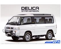 Aoshima 1:24 Mitsubishi 4WD Delica Star Wagon (P35W)
