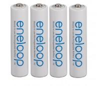 4 AAA Eneloop batterijen