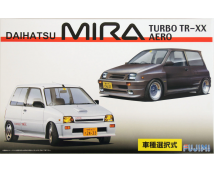 Fujimi 1:24 Daihatsu Cuore / Mira Turbo TR-XX Aero