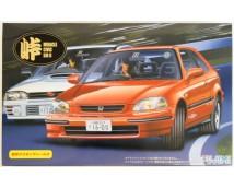 Fujimi 1:24 Honda Civic SiR II