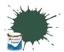 Humbrol Enamel 116 US Dark Green Mat