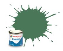 Humbrol Enamel 101 Mid Green Mat