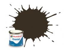 Humbrol Enamel 10 Service Brown Gloss
