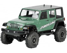 Pro-Line PRO-3336-00 1:10 Jeep Wrangler Unlimited Rubicon -Clear Body-