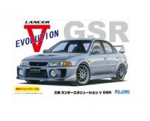 Fujimi 1:24 Mitsubishi Lancer EVO 5 GSR 1998