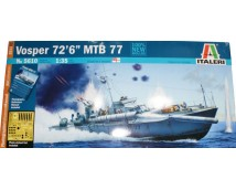Italeri Vosper 72`6`` MTB 77  1:35