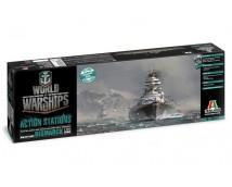 Italeri 1:700 German Battleship Bismarck