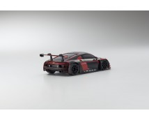 MINI-Z RWD AUDI R8 LMS 2015 BLACK-RED (W-MM/KT531P)
